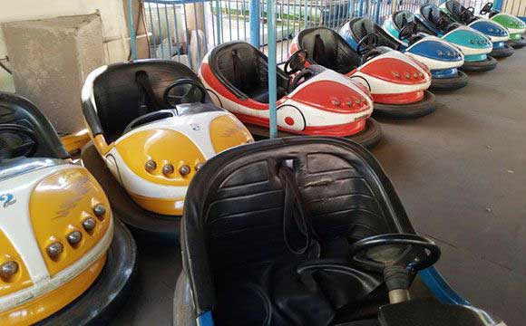 Second-hand Amusement Equipment Trade