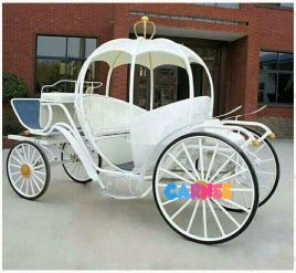Horse Carriage A