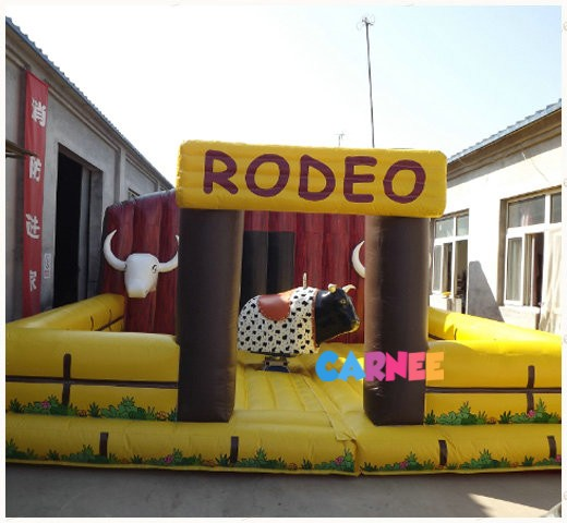 Mechanical Bull C 2