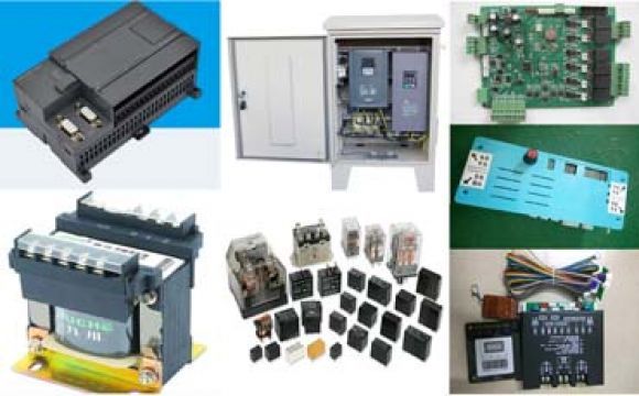 Electric control parts