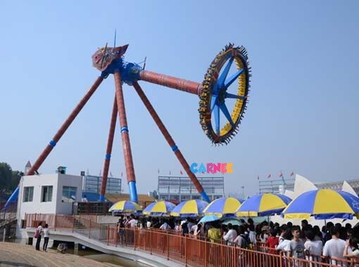 why should you buy a pendulum ride for your amusement park ?