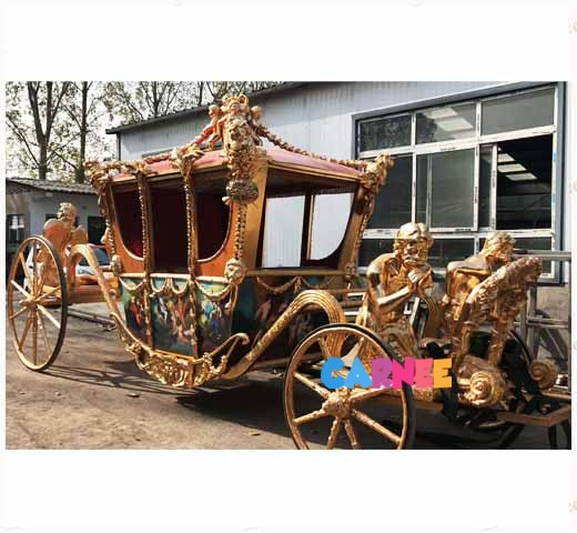 Horse And Carriage For Sale