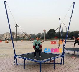 kids playground bungee bed