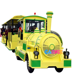 Trackless Tourist Train