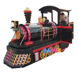 Carnival Trackless Train Ride