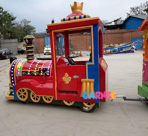 Royal Trackless Train