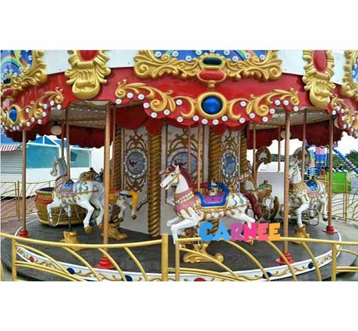 antique merry go round for sale